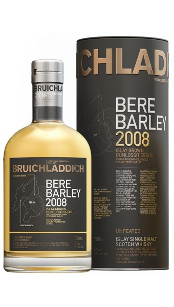 Bruichladdich - Bere Barley 2008