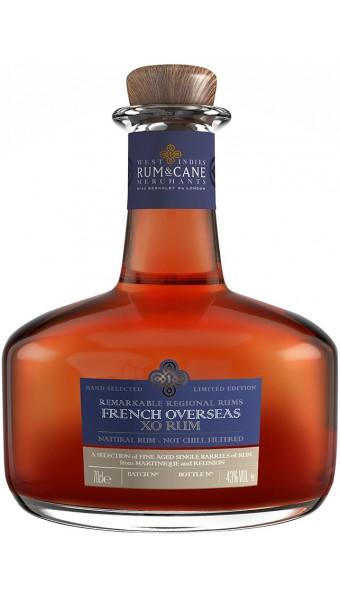 Rum & Cane - French Overseas - XO Rum
