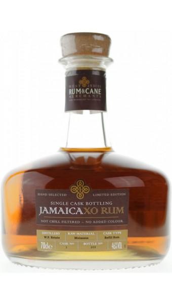 Rum & Cane - Jamaica XO Single Cask