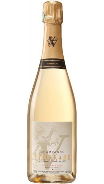 Champagne Vieillard - Demi Bouteille Prestige