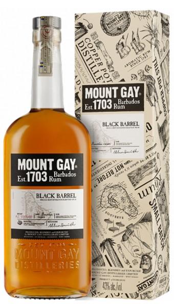 Mount Gay - Black barrel