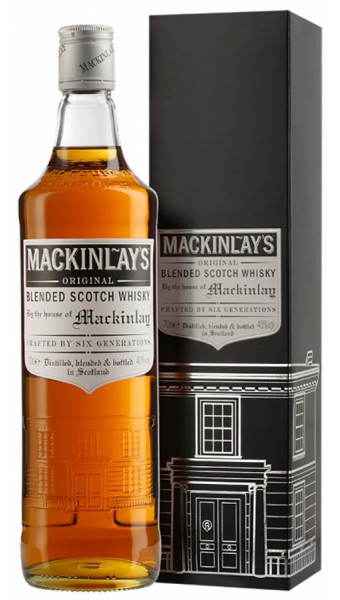 Mackinlay's 5 Ans