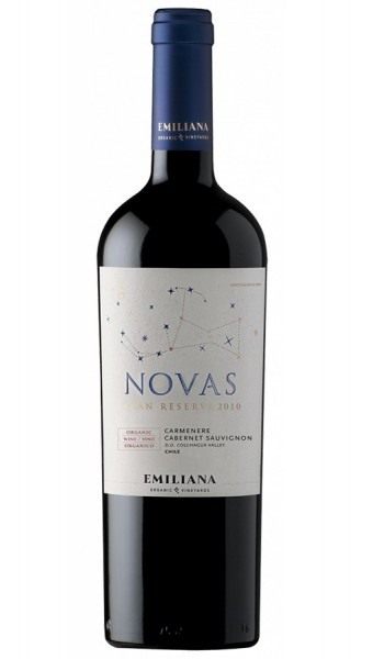 Domaine Emiliana - Novas