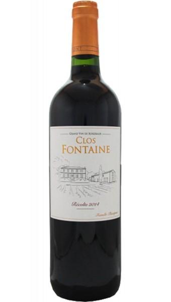 Domaine Thienpont - Clos Fontaine - 2017 - 75cl